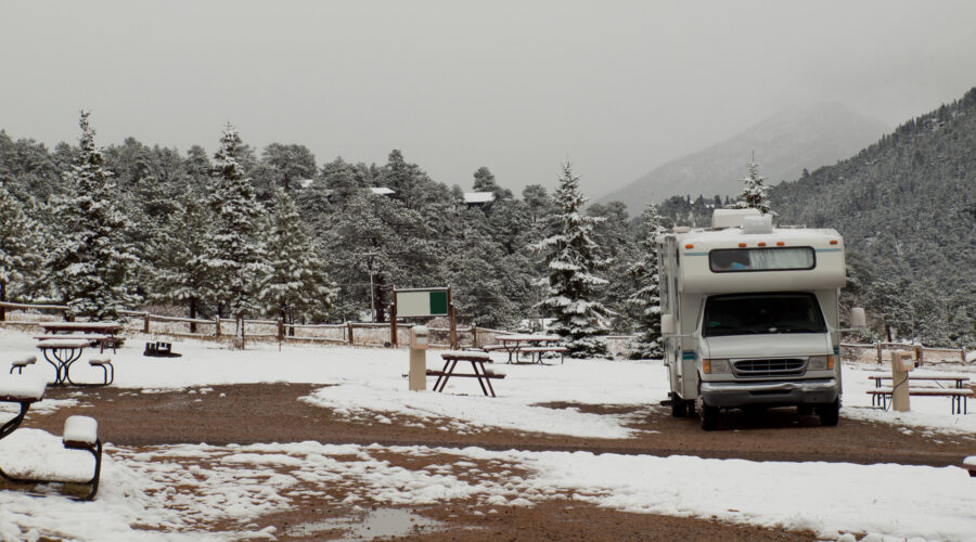 Protect Your Motorhome and RV from the Cold