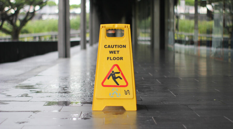 Simple Ways to Reduce Slips, Trips, and Falls